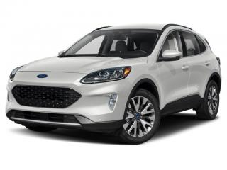 New 2020 Ford Escape Titanium Hybrid for sale in Tilbury, ON