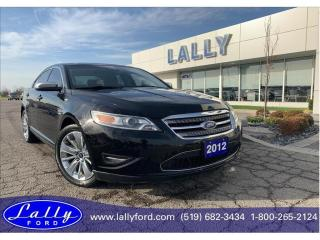 Used 2012 Ford Taurus Limited, AWD, Leather, Roof!! for sale in Tilbury, ON