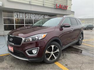 Used 2018 Kia Sorento 2.0L EX EX Turbo #One Owner #Leather #htd seats #BlindSpot for sale in Chatham, ON