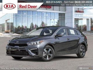 New 2021 Kia Forte5 EX for sale in Red Deer, AB