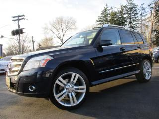 Used 2010 Mercedes-Benz GLK-Class 4MATIC 4dr GLK 350 for sale in Burlington, ON
