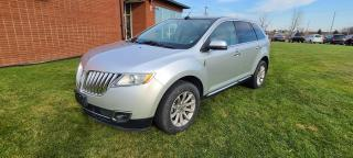 Used 2012 Lincoln MKX Base for sale in London, ON
