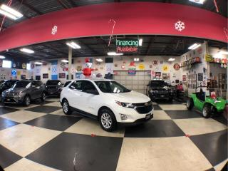 Used 2018 Chevrolet Equinox LS  AUTO A/C CRUISE H/SEATS BACKUP CAMERA for sale in North York, ON