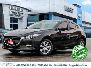 Used 2018 Mazda MAZDA3 Sport GX for sale in Etobicoke, ON