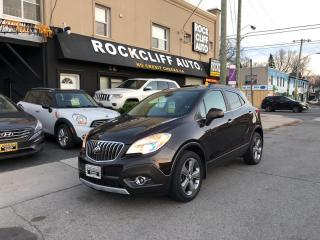 Used 2013 Buick Encore AWD 4dr Leather for sale in Scarborough, ON
