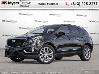 New 2021 Cadillac XT5 - Sunroof for sale in Ottawa, ON