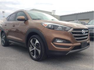 Used 2016 Hyundai Tucson AWD 4dr 1.6L Premium w-HSW - Local Trade for sale in Cornwall, ON