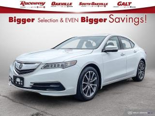 Used 2017 Acura TLX SH-AWD w/Technology Package for sale in Etobicoke, ON
