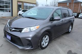 Used 2020 Toyota Sienna LE 8 Passengers Power Doors for sale in Brampton, ON