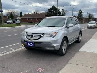 Used 2009 Acura MDX Elite Pkg for sale in Scarborough, ON