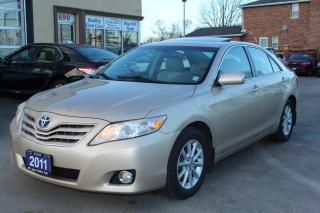 Used 2011 Toyota Camry XLE Loaded Leather Roof for sale in Brampton, ON