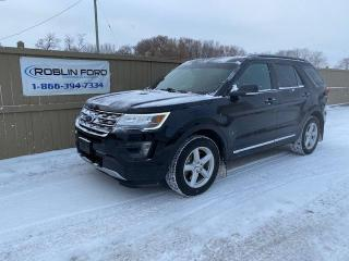 Used 2016 Ford Explorer XLT for sale in Roblin, MB