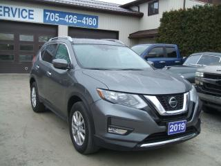 Used 2019 Nissan Rogue SV, AWD, PANO ROOF for sale in Beaverton, ON