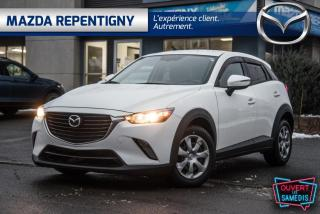 Used 2017 Mazda CX-3 Traction intégrale, 4 portes GS for sale in Repentigny, QC