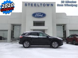 New 2020 Ford Escape SEL 4WD  - Sunroof - Activex Seats for sale in Selkirk, MB