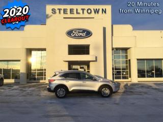 New 2020 Ford Escape SE 4WD for sale in Selkirk, MB