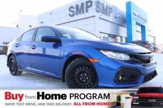 Used 2019 Honda Civic Hatchback Sport - Remote Start, Sunroof, Winter Tire Pkg for sale in Saskatoon, SK