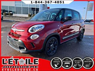 Used 2015 Fiat 500 L Trekking Toit Panoramique for sale in Jonquière, QC