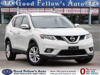 Used 2016 Nissan Rogue SV MODEL, AWD, POWER SEATS, HEATED SEATS,BLUETOOTH for sale in Toronto, ON