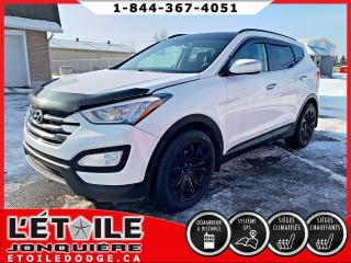 Used 2014 Hyundai Santa Fe Sport 2.0T Limited AWD for sale in Jonquière, QC