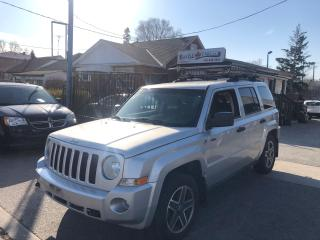 Used 2009 Jeep Patriot north for sale in Toronto, ON