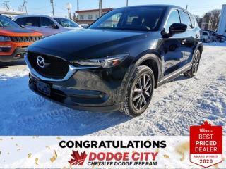 Used 2018 Mazda CX-5 GT for sale in Saskatoon, SK