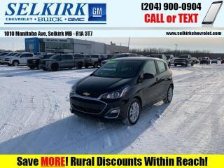 Used 2020 Chevrolet Spark LT for sale in Selkirk, MB
