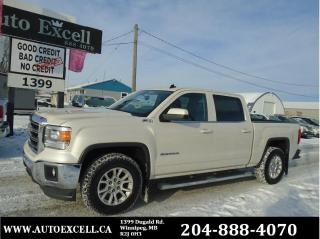 Used 2014 GMC Sierra 1500 SLE for sale in Winnipeg, MB