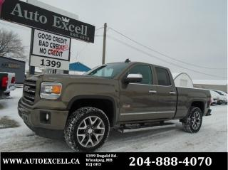 Used 2015 GMC Sierra 1500 SLE for sale in Winnipeg, MB
