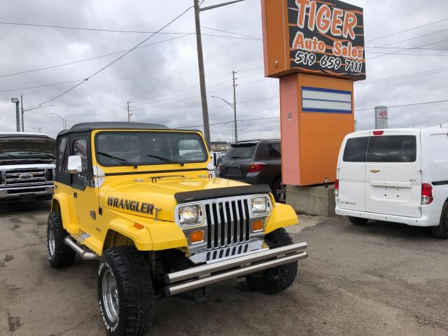 1988 Jeep Wrangler **RESTORED**350 SBC V8**GREAT CONDITION**