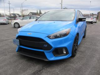 Used 2018 Ford Focus Rs for sale in Hamilton, ON