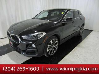 Used 2019 BMW X2 xDrive28i *Always Owned In MB!* for sale in Winnipeg, MB