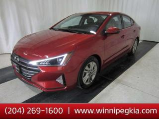 Used 2019 Hyundai Elantra Preferred *Accident Free!* for sale in Winnipeg, MB
