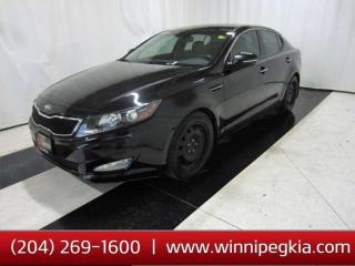 Used 2013 Kia Optima EX Turbo *Comes W/ Winter & Summer Tires!* for sale in Winnipeg, MB