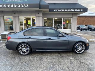 Used 2014 BMW 3 Series 335i xDrive for sale in Mississauga, ON