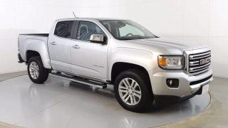 Used 2019 GMC Canyon 4WD SLT Crew Cab 4x4, 3.6L V6, Navigation, Heated for sale in Winnipeg, MB