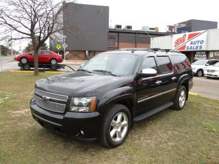 Used 2013 Chevrolet Suburban LTZ ~ DVD ~ NAV ~ REAR CAM ~ REMOTE STARTER for sale in Toronto, ON