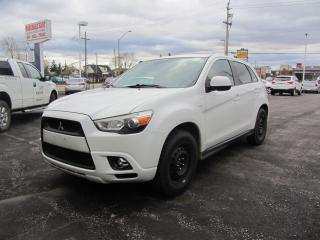 Used 2011 Mitsubishi RVR SE for sale in Hamilton, ON