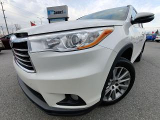 Used 2016 Toyota Highlander XLE AWD for sale in Ottawa, ON
