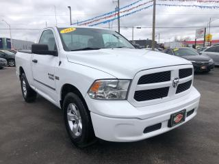 Used 2014 RAM 1500 5.7L HEMI*A/C*LEATHER SEATS for sale in London, ON