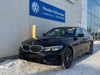 Used 2020 BMW 3 Series 330i xDrive for sale in Edmonton, AB
