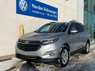Used 2018 Chevrolet Equinox PREMIER AWD - LOADED! for sale in Edmonton, AB