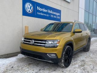 Used 2018 Volkswagen Atlas EXECLINE W/ CAPTAINS PKG - LOADED / CERTIFIED for sale in Edmonton, AB