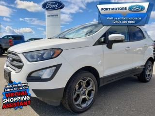Used 2018 Ford EcoSport SES AWD  - Bluetooth - $154 B/W for sale in Fort St John, BC