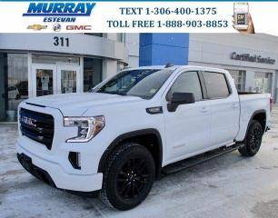 New 2021 GMC Sierra 1500 Elevation 4WD/ BEDLINER/HEATED SEATS/MAX TOW PKG/R for sale in Estevan, SK
