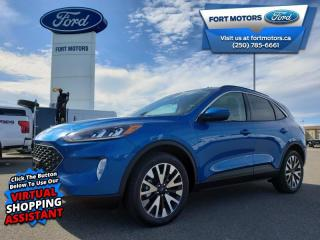 New 2020 Ford Escape 4DR SEL for sale in Fort St John, BC