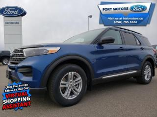 New 2020 Ford Explorer XLT  - Heated Seats - $302 B/W for sale in Fort St John, BC