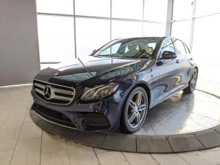 Used 2017 Mercedes-Benz E-Class E300 | AWD | Premium PKG | 1 Owner for sale in Edmonton, AB