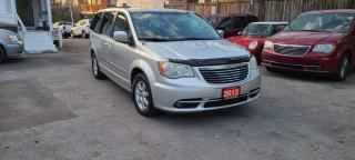 Used 2012 Chrysler Town & Country TOURING for sale in Scarborough, ON