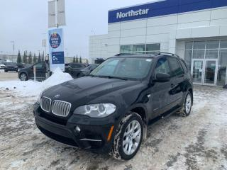Used 2013 BMW X5 35D DIESEL/LEATHER/SUNROOF/BACKUPCAM/NAV for sale in Edmonton, AB